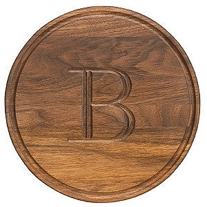 Sommerset Wood Monogram Cutting Board