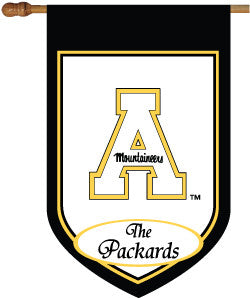 Personalized Appalachian State House Flag