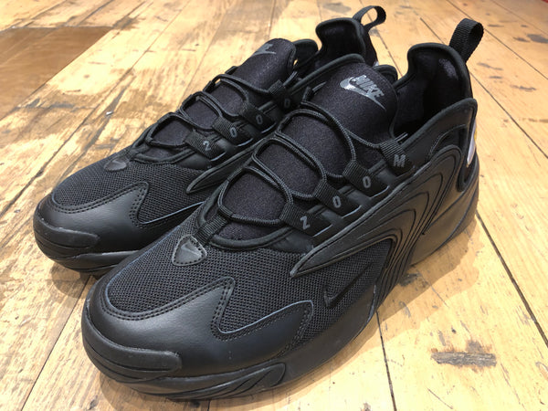 Nike Zoom 2K - Triple Black