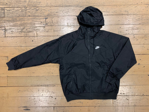 NSW HE Windrunner Jacket - Black