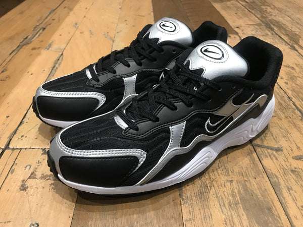 Air Zoom Alpha - Black/Black/Metalic Silver
