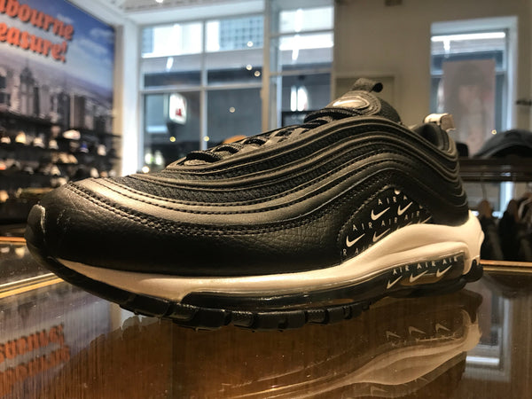 Women's Air Max 97 LX - Black / Black / White
