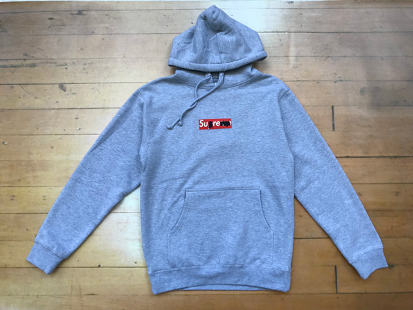 Sharpie Heavy Hood - Athletic Heather