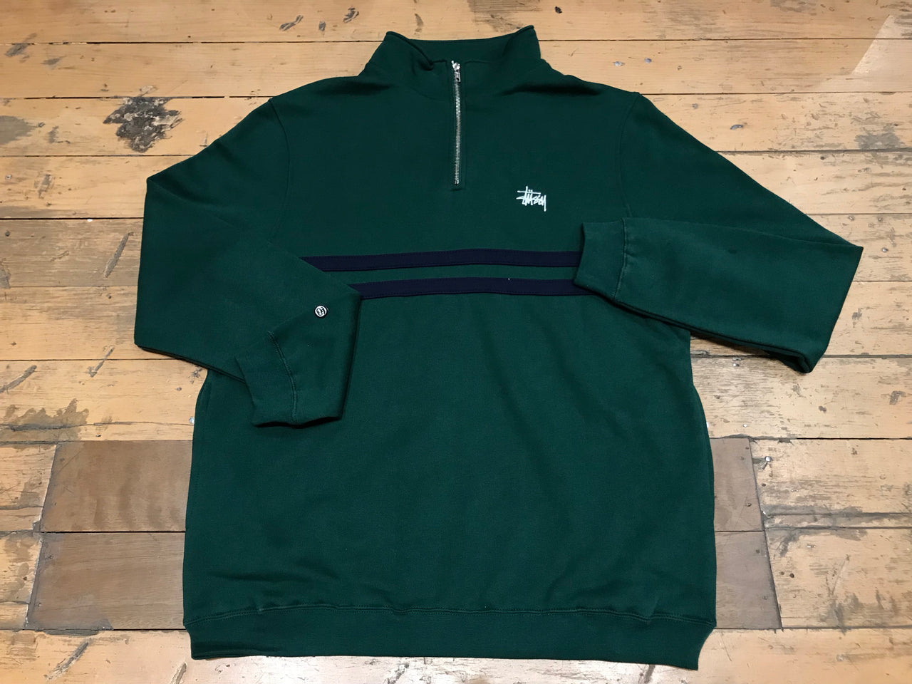 Zinner Half Zip Fleece - Bottle