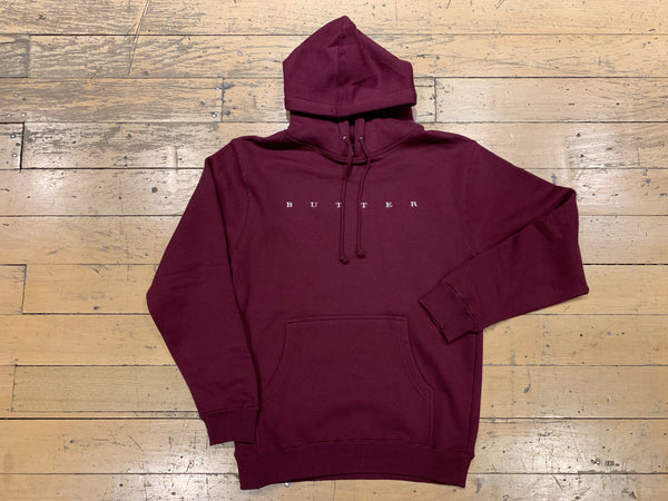 Hampshire Pullover - Burgundy