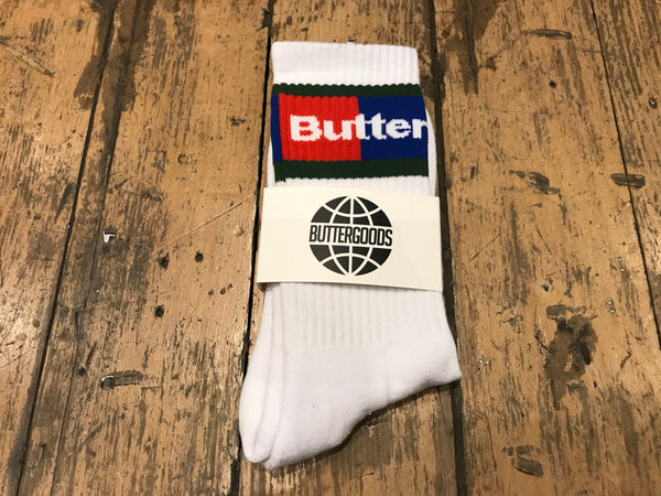 Court Socks - White