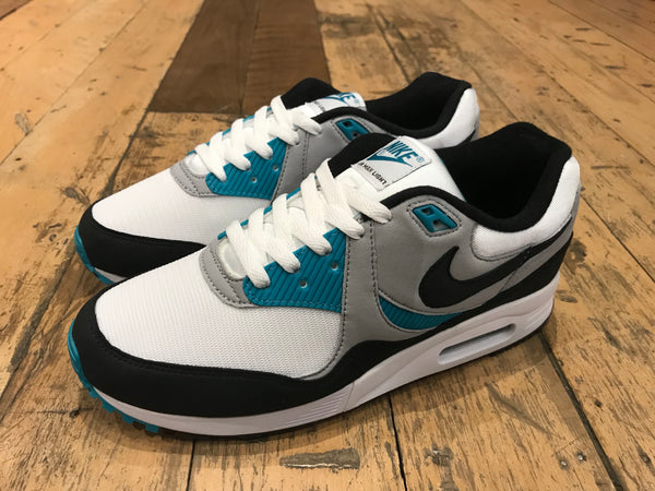 Air Max Light - White/Black/Wolf Grey