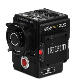 Red Helium 8K (Weapon 8K) DSMC2 Kit