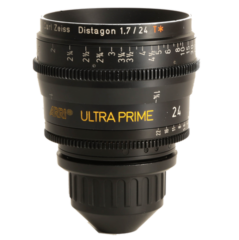 Arri-Zeiss PL Ultra Prime 24mm T1.9 Lens