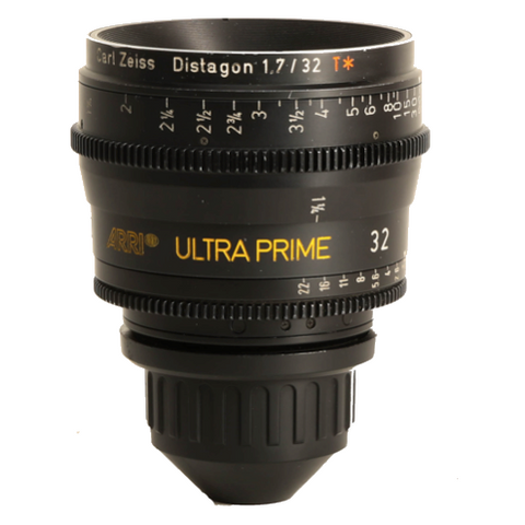 Arri-Zeiss PL Ultra Prime 32mm T1.9 Lens