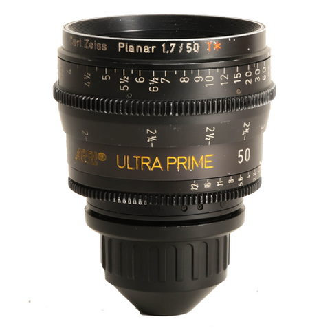 Arri-Zeiss PL Ultra Prime 50mm T1.9 Lens