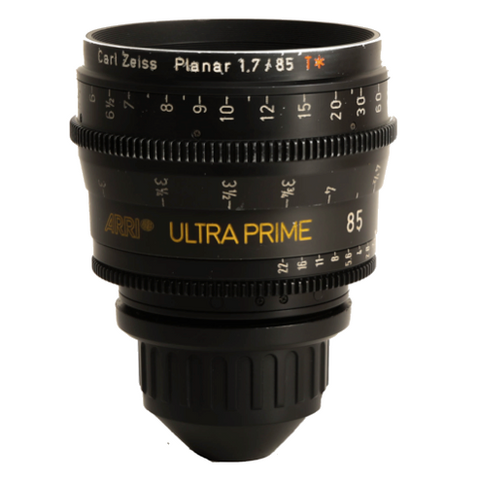Arri-Zeiss PL Ultra Prime 85mm T1.9 Lens