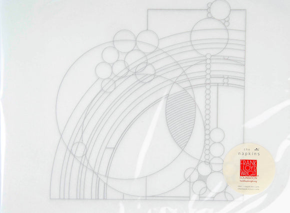 Frank Lloyd Wright® March Balloons Placemat