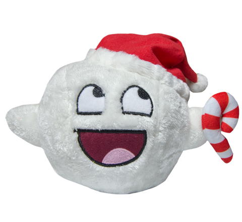 Christmas Boo Plushy