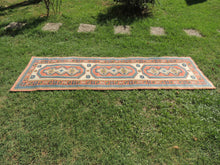 Hand knotted Turkish runner rug - bosphorusrugs  - 3