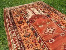 "Antique Turkish ""Milas"" rug - bosphorusrugs  - 2"