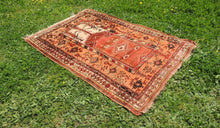 "Antique Turkish ""Milas"" rug - bosphorusrugs  - 1"