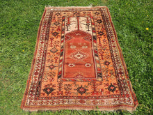 "Antique Turkish ""Milas"" rug - bosphorusrugs  - 6"