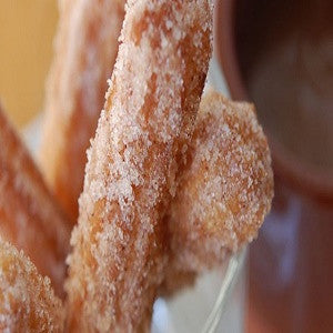 Churros Recipe - www.ElColmado.com