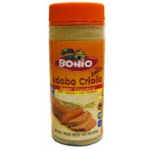 Bohio Sazon without Pepper - www.ElColmado.com