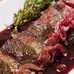 Churrasco in Wine and Tamrind Sauce Recipe - www.ElColmado.com