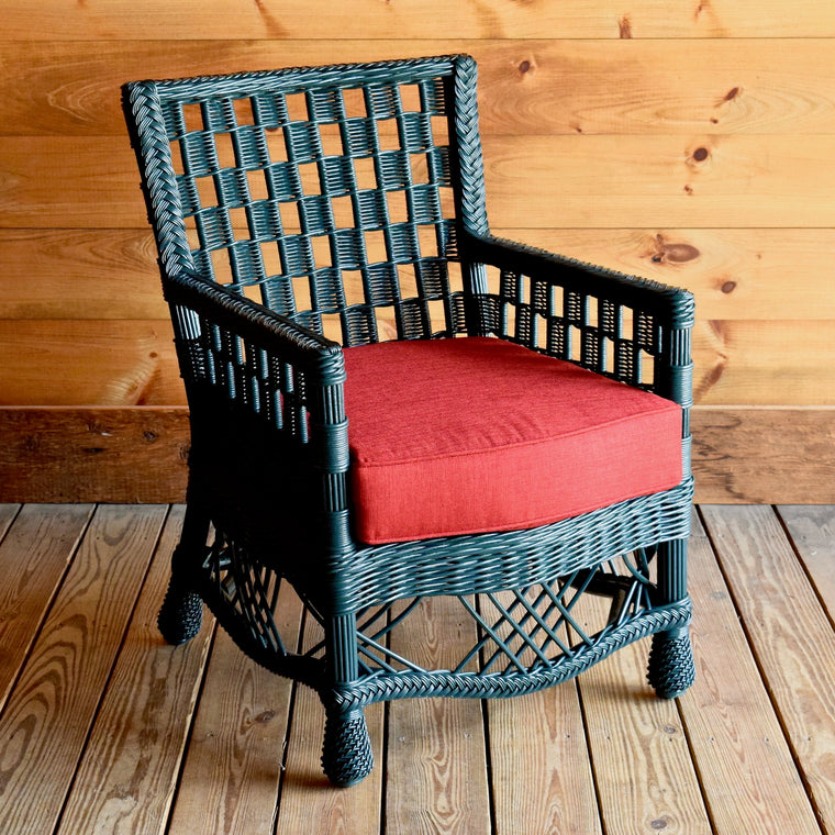 1927 Wicker Arm Chair