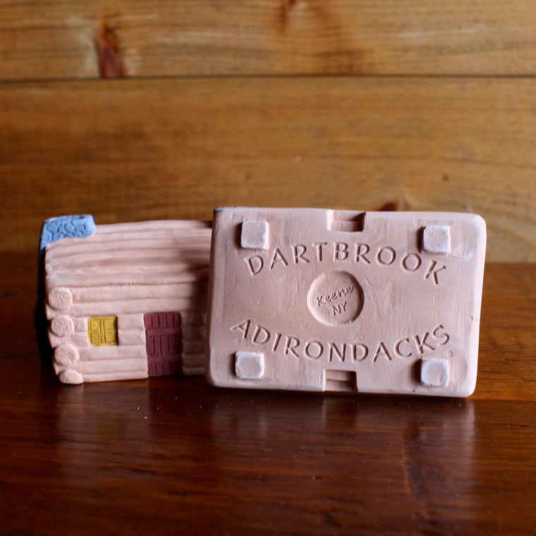 Dartbrook Cabin Burner & Campfire Incense