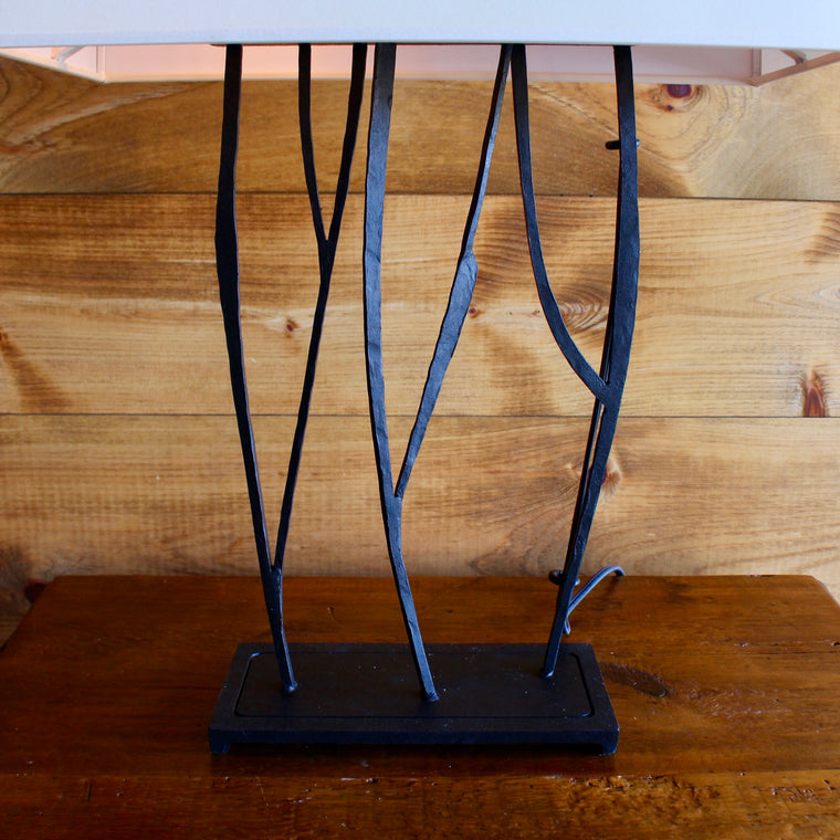 Iron Grove Table Lamp