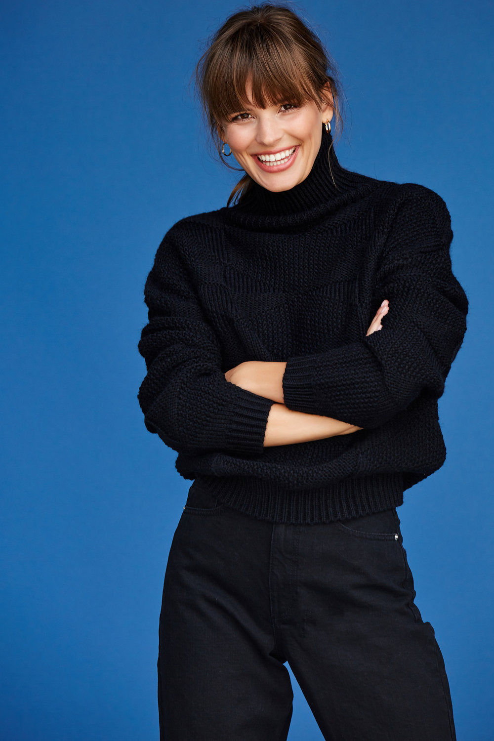 Rosalie Turtleneck