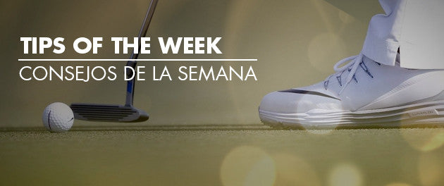 Miami Golf Tips Of The Month / Consejos Del Mes