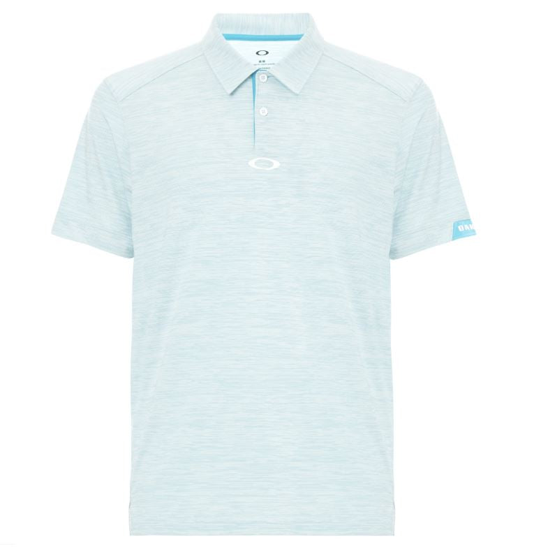 Oakley Men's Gravity Polo Atomic Blue - Miami Golf