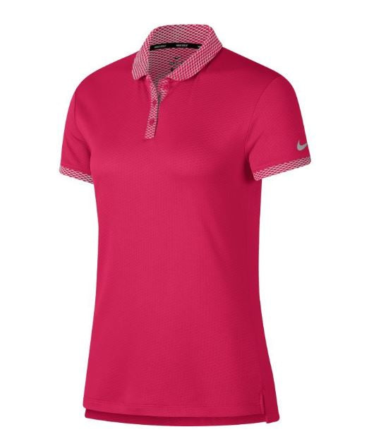 NIKE DRY WOMEN'S GOLF POLO - Miami Golf