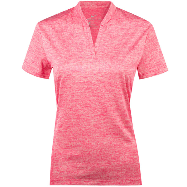 NIKE WOMEN'S  ZONAL COOLING JACQUARD POLO - Miami Golf