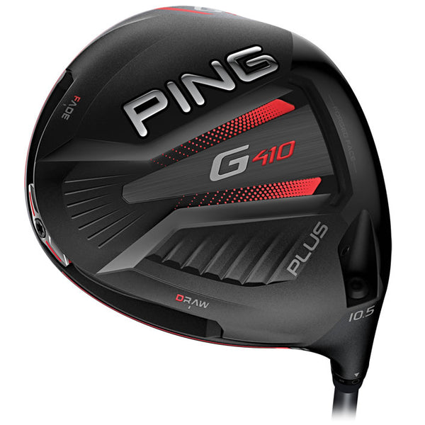 PING G410 PLUS DRIVER (LEFT HAND) - Miami Golf
