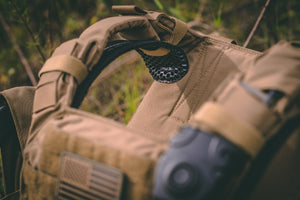 Introducing IceVents Plate Carrier High Tech Shoulder Pads!