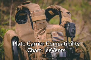 IceVents?  Check Out Our Universal Shoulder Pad Compatibility Guide: Plate Carriers, Rucks, and Chest Rigs