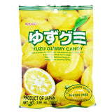 Japanese Candy: Kasugai Yuzu Gummy Candy