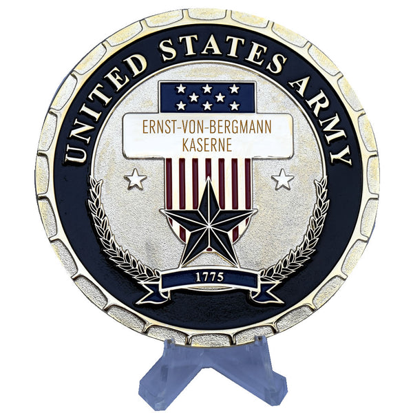 Army Plaque - Ernst
