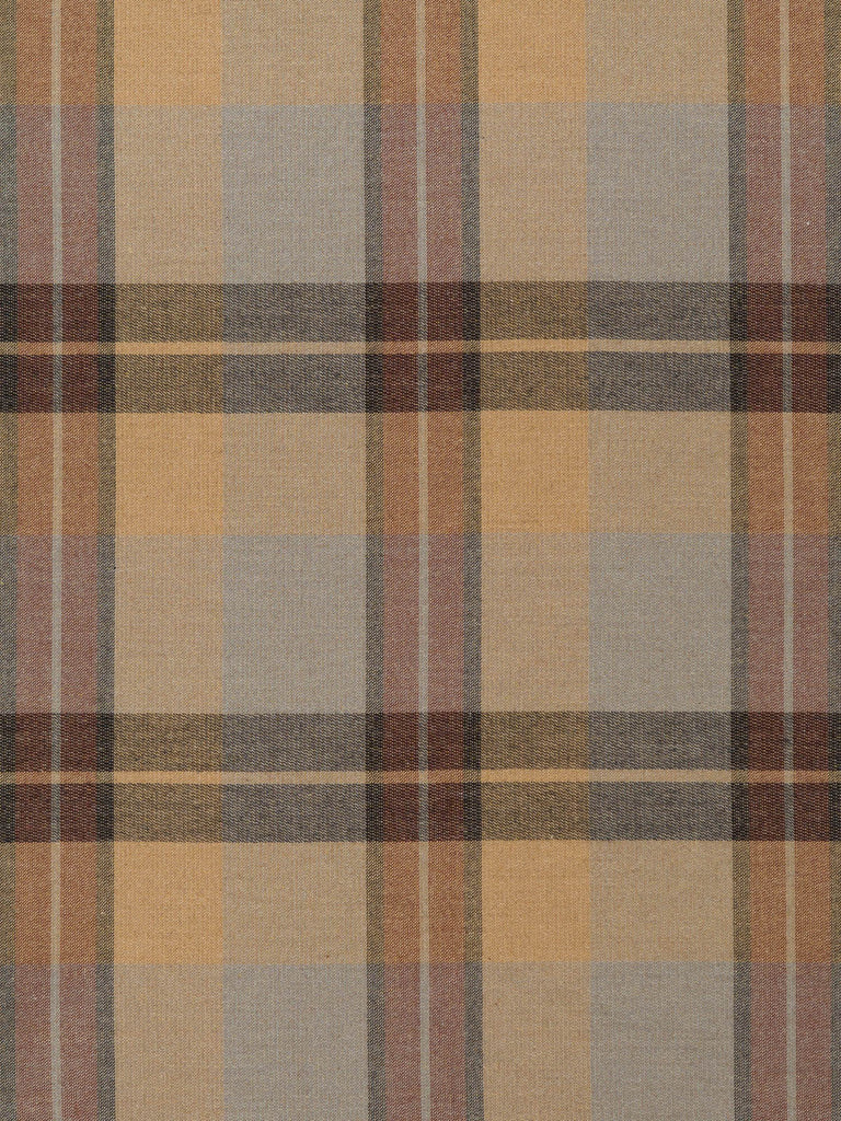 Beige Taupe Plaid - Fabworks Online