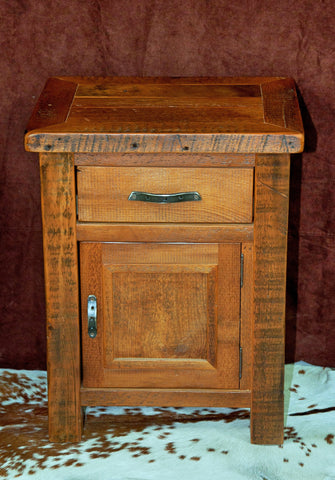 Green Gables Stony Brooke Nightstand w/ Door & Drawer