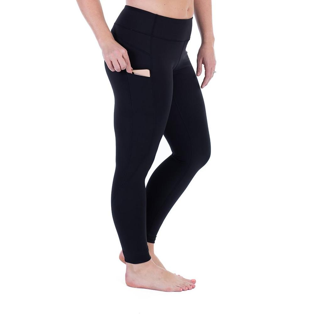 Pocket Legging- Black