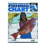 Florida Sportsman Fishing Charts - FL Northeast ( Jacksonville to Palm Bay)