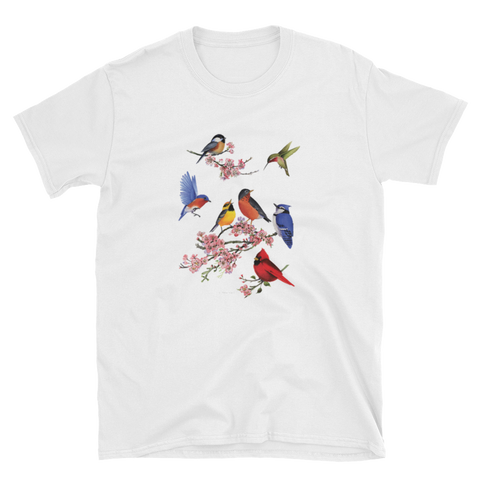 Songbirds Of America T-Shirt