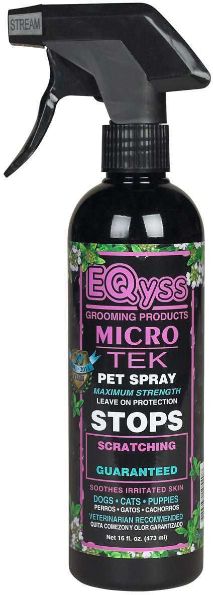Eqyss Micro-Tek Equine Medicated Spray