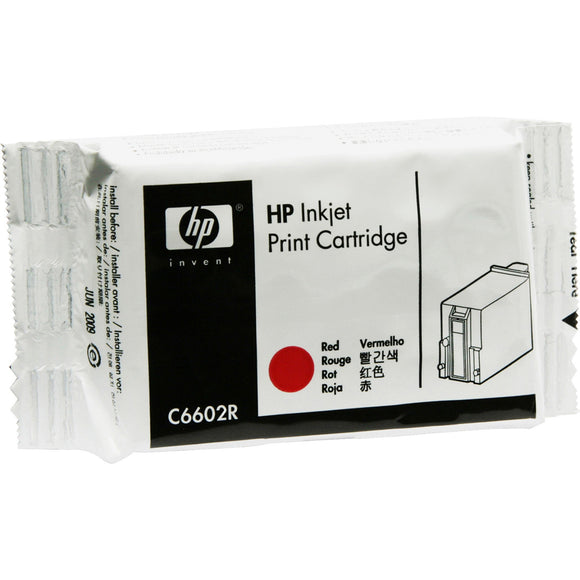 Hp Inc. Hp Red Generic Reduced Height Crtg