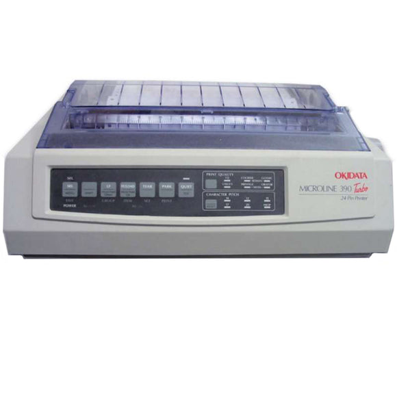 Oki MICROLINE 390 Turbo Dot Matrix Printer