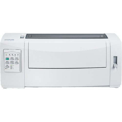 Lexmark Forms Printer 2580N+ 9-pin Dot Matrix Printer - Monochrome