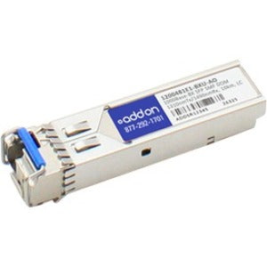AddOn ADTRAN 12004810 Compatible TAA Compliant 1000Base-BX SFP Transceiver (SMF, 1310nmTx-1490nmRx, 10km, LC, DOM)