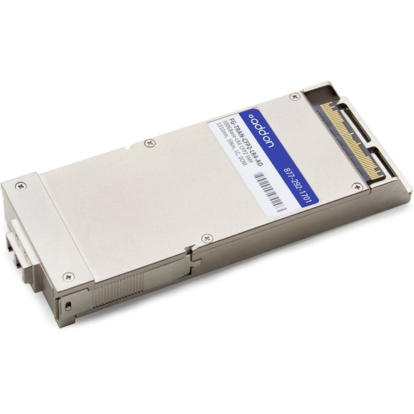 AddOn Fortinet FG-TRAN-CFP2-LR4 Compatible TAA Compliant 100GBase-LR4 CFP2 Transceiver (SMF, 1310nm, 10km, LC, DOM)