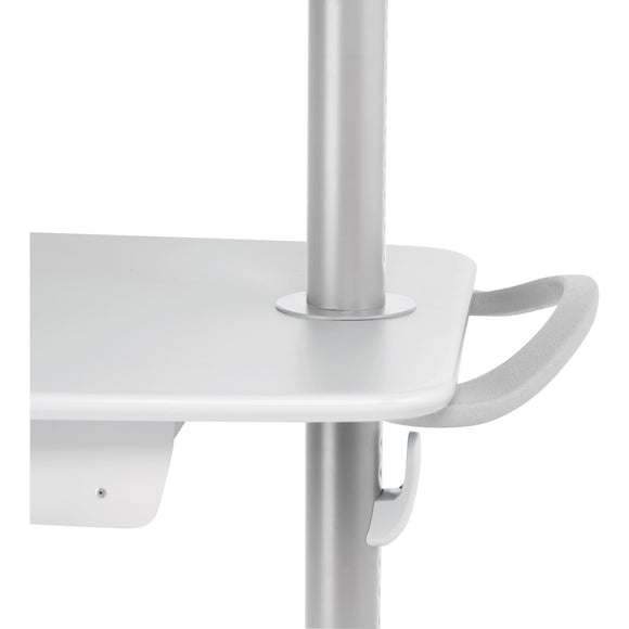 Anthro Zido Handle, for Adjustable-Height Cart or Worksurface